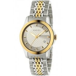 Buy Gucci Women's Watch G-Timeless Small YA126511 Quartz