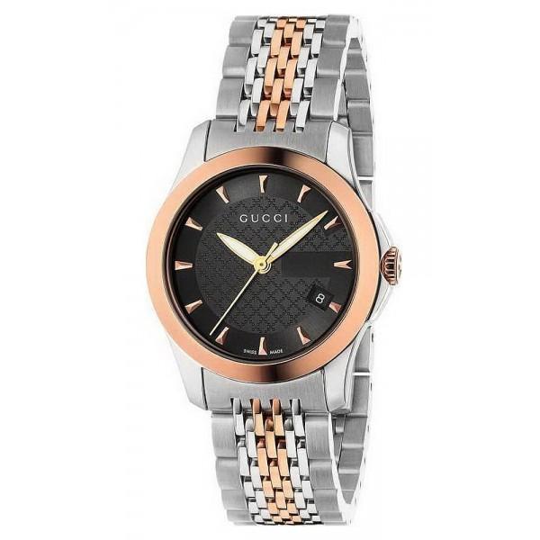 Buy Gucci Women's Watch G-Timeless Small YA126512 Quartz