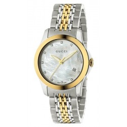 Buy Gucci Women's Watch G-Timeless Small YA126513 Quartz