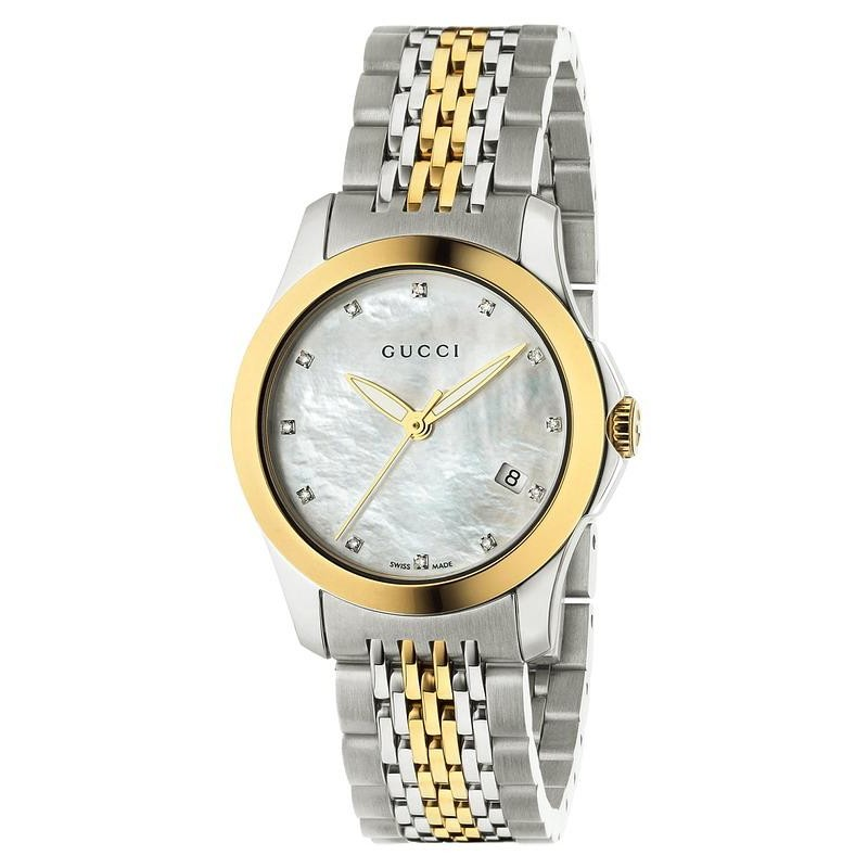 5b842edd5d8 Gucci Women s Watch G-Timeless Small YA126513 Quartz