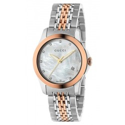 Buy Gucci Women's Watch G-Timeless Small YA126514 Quartz