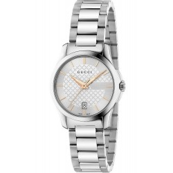 Buy Gucci Women's Watch G-Timeless Small YA126523 Quartz