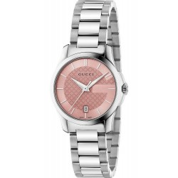 Buy Gucci Women's Watch G-Timeless Small YA126524 Quartz
