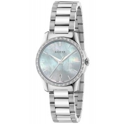 Buy Gucci Women's Watch G-Timeless Small YA126525 Quartz