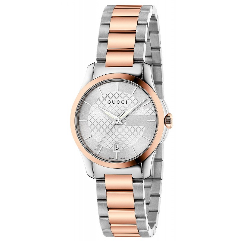 3a698d2dd20 Gucci Women s Watch G-Timeless Small YA126528 Quartz