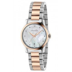 Gucci Women's Watch G-Timeless Small YA126544 Quartz