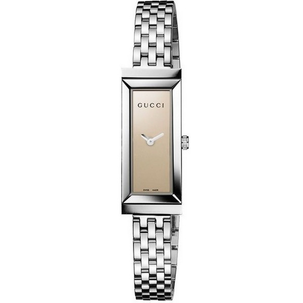 Buy Gucci Women's Watch G-Frame Rectangular Small YA127501 Quartz