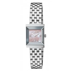 Gucci Women's Watch G-Frame Medium YA128401 Quartz