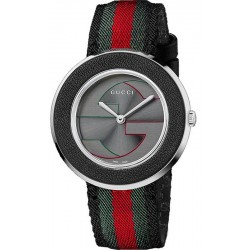 Gucci Women's Watch U-Play Medium YA129444 Quartz