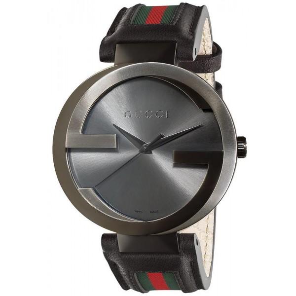 Buy Gucci Men's Watch Interlocking XL YA133206 Quartz