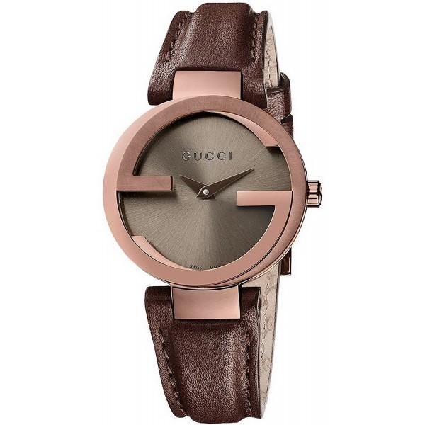Buy Gucci Women's Watch Interlocking Large YA133309 Quartz