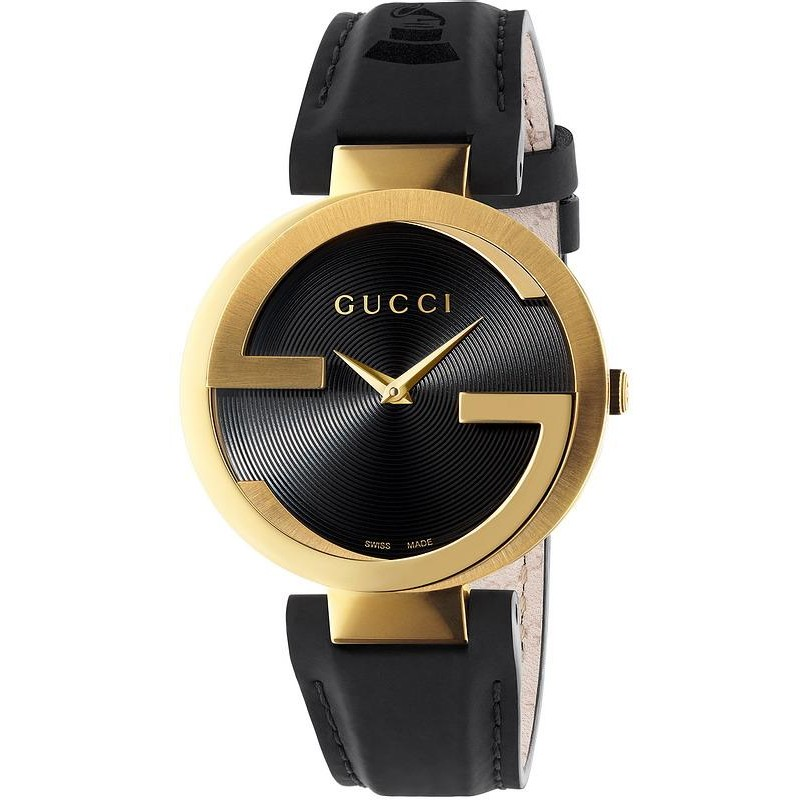 068b36ae4a5 Gucci Women s Watch Interlocking Large Special Latin Grammy YA133312