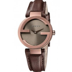Gucci Women's Watch Interlocking Small YA133504 Quartz