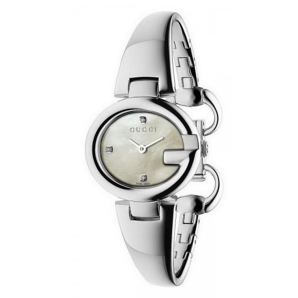 Buy Gucci Women's Watch Guccissima Small YA134504 Quartz