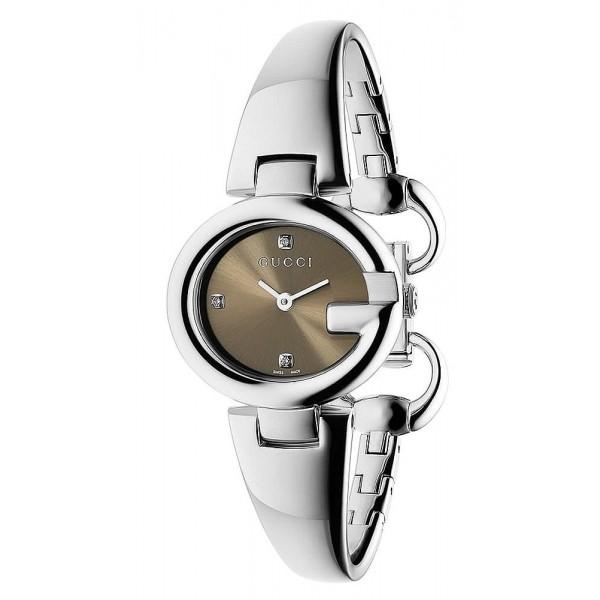 Buy Gucci Women's Watch Guccissima Small YA134506 Quartz