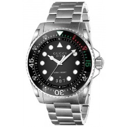 Buy Gucci Men's Watch Dive XL YA136208 Quartz