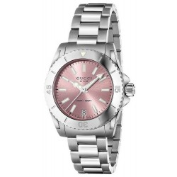 Buy Gucci Women's Watch Dive Medium YA136401 Quartz