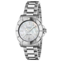Gucci Women's Watch Dive Medium YA136405 Quartz