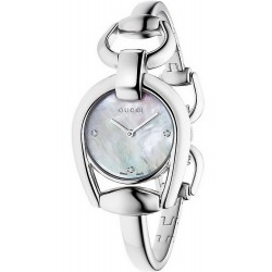 Gucci Women's Watch Horsebit Small YA139506 Quartz