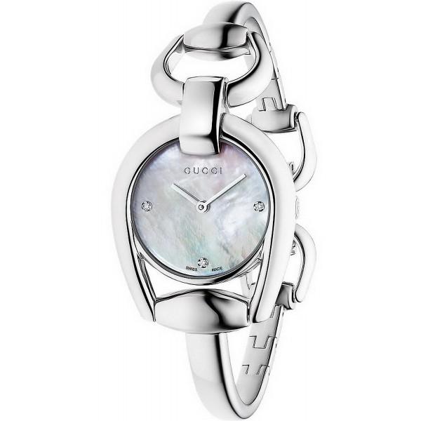 Buy Gucci Women's Watch Horsebit Small YA139506 Quartz