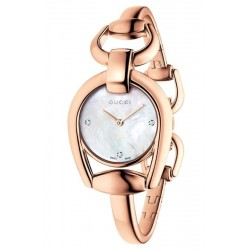 Gucci Women's Watch Horsebit Small YA139508 Quartz