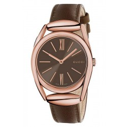 Gucci Women's Watch Horsebit Medium YA140408 Quartz