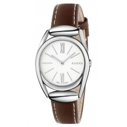Gucci Women's Watch Horsebit Small YA140502 Quartz