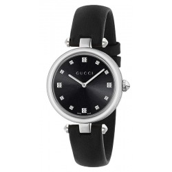 Gucci Women's Watch Diamantissima Medium YA141403 Quartz