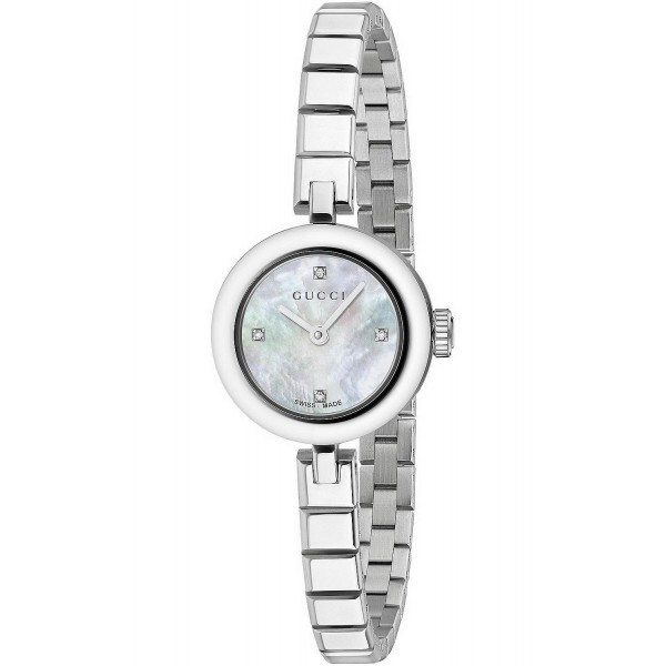 Buy Gucci Women's Watch Diamantissima Small YA141503 Quartz