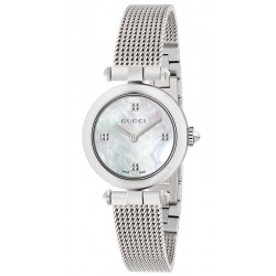 Buy Gucci Women's Watch Diamantissima Small YA141504 Quartz