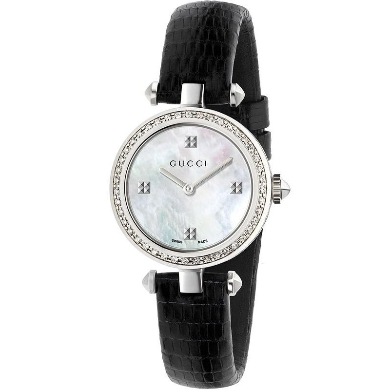 gucci women 39 s watch diamantissima small ya141507 quartz. Black Bedroom Furniture Sets. Home Design Ideas