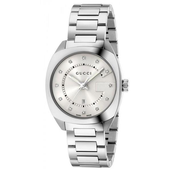 Buy Gucci Women's Watch GG2570 Medium YA142403 Quartz