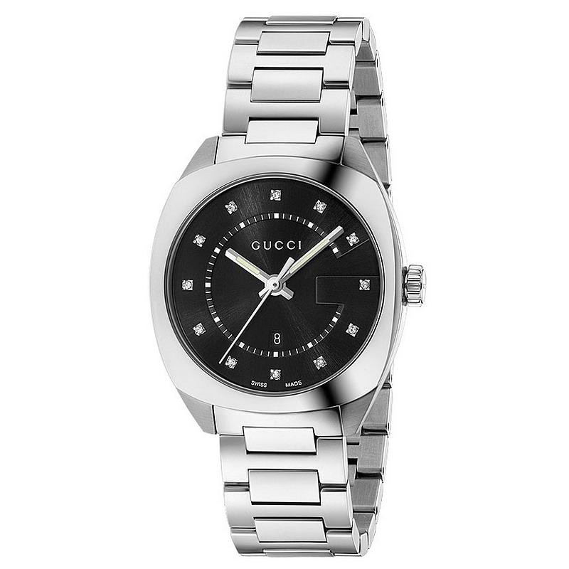 0237bbb07fe Gucci Women s Watch GG2570 Medium YA142404 Quartz