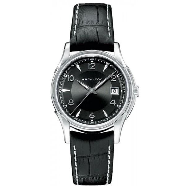 Buy Hamilton Men's Watch Jazzmaster Gent Quartz H32411735