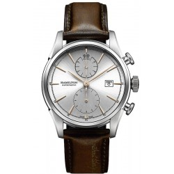 Hamilton Men's Watch Spirit of Liberty Auto Chrono H32416581