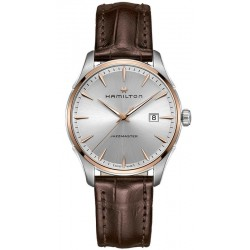 Hamilton Men's Watch Jazzmaster Gent Quartz H32441551
