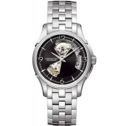 Hamilton Men's Watch Jazzmaster Open Heart Auto Viewmatic H32565135