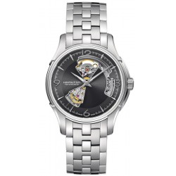 Hamilton Men's Watch Jazzmaster Open Heart Auto Viewmatic H32565185
