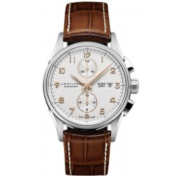Hamilton Men's Watch Jazzmaster Maestro Auto Chrono H32576515