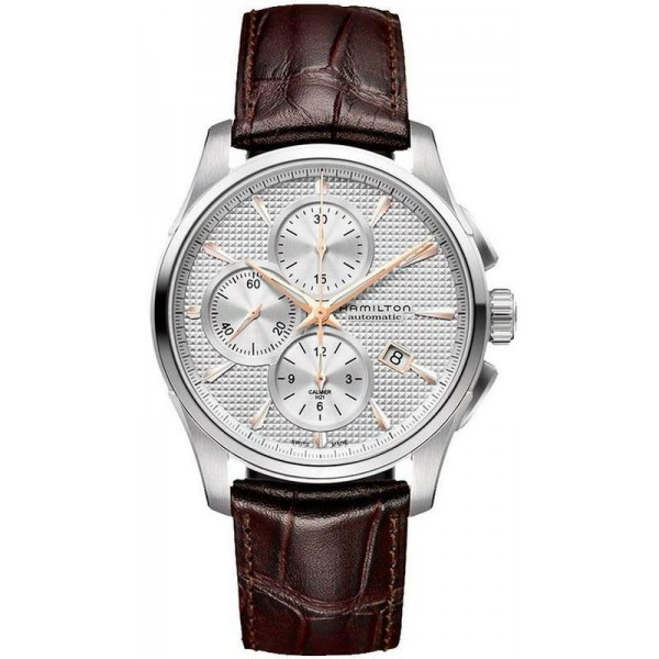 Buy Hamilton Men's Watch Jazzmaster Auto Chrono H32596551