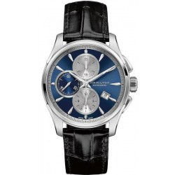 Hamilton Men's Watch Jazzmaster Auto Chrono H32596741