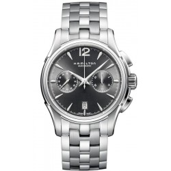 Hamilton Men's Watch Jazzmaster Auto Chrono H32606185