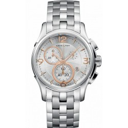 Hamilton Men's Watch Jazzmaster Chrono Quartz H32612155