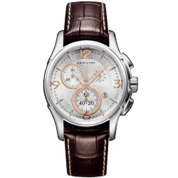 Hamilton Men's Watch Jazzmaster Chrono Quartz H32612555
