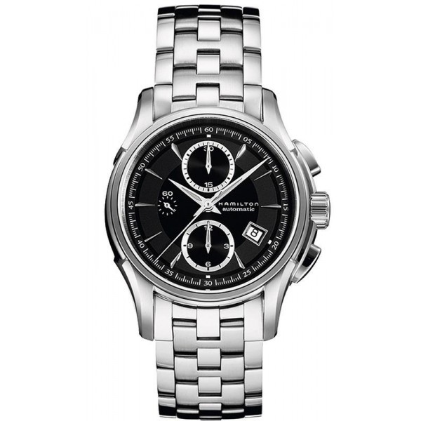 Buy Hamilton Men's Watch Jazzmaster Auto Chrono H32616133