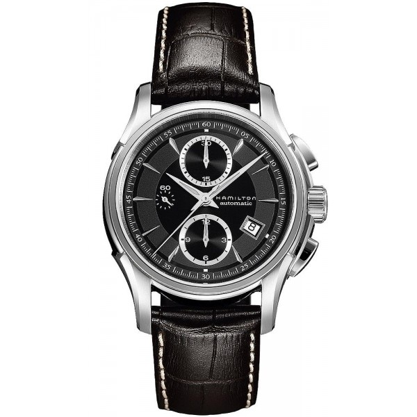 Buy Hamilton Men's Watch Jazzmaster Auto Chrono H32616533