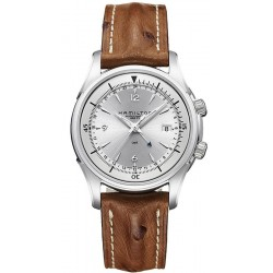 Hamilton Men's Watch Jazzmaster Traveler GMT Auto H32625555
