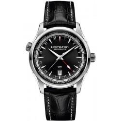 Hamilton Men's Watch Jazzmaster GMT Auto H32695731