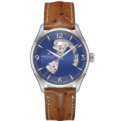 Hamilton Men's Watch Jazzmaster Open Heart Auto Viewmatic H32705041