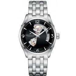 Hamilton Men's Watch Jazzmaster Open Heart Auto Viewmatic H32705131